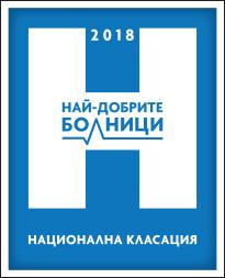 Национална класация Най-добрите болници